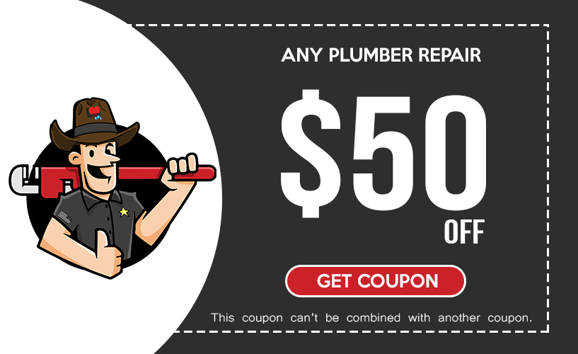 any plumber repair coupon
