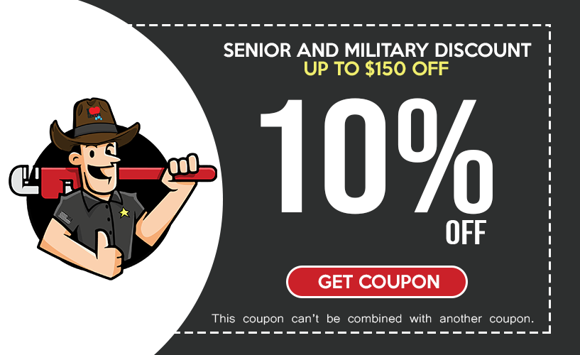 senior and military discount coupon